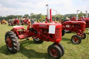 I learned to drive tractor on a B Farmall.