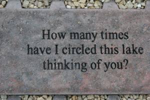 Poetic brick