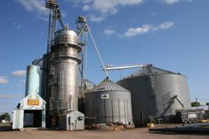 Morgan Grain & Feed, located in Morgan on the southwestern Minnesota prairie.