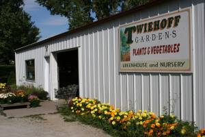 Twiehoff Gardens along St. Paul Road in Faribault offers an abundance of fresh produce.