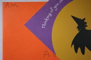 Card from Annie Mary Twente