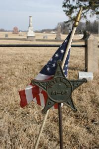 Morristown cemetery