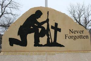 Shieldsville memorial