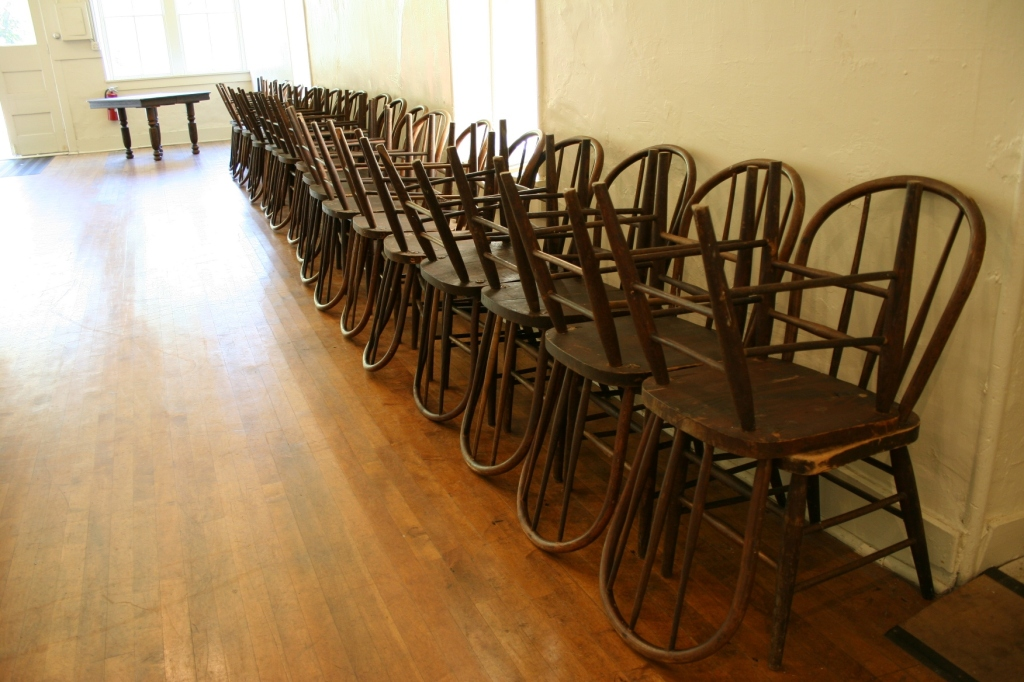 Ottawa Town Hall chairs