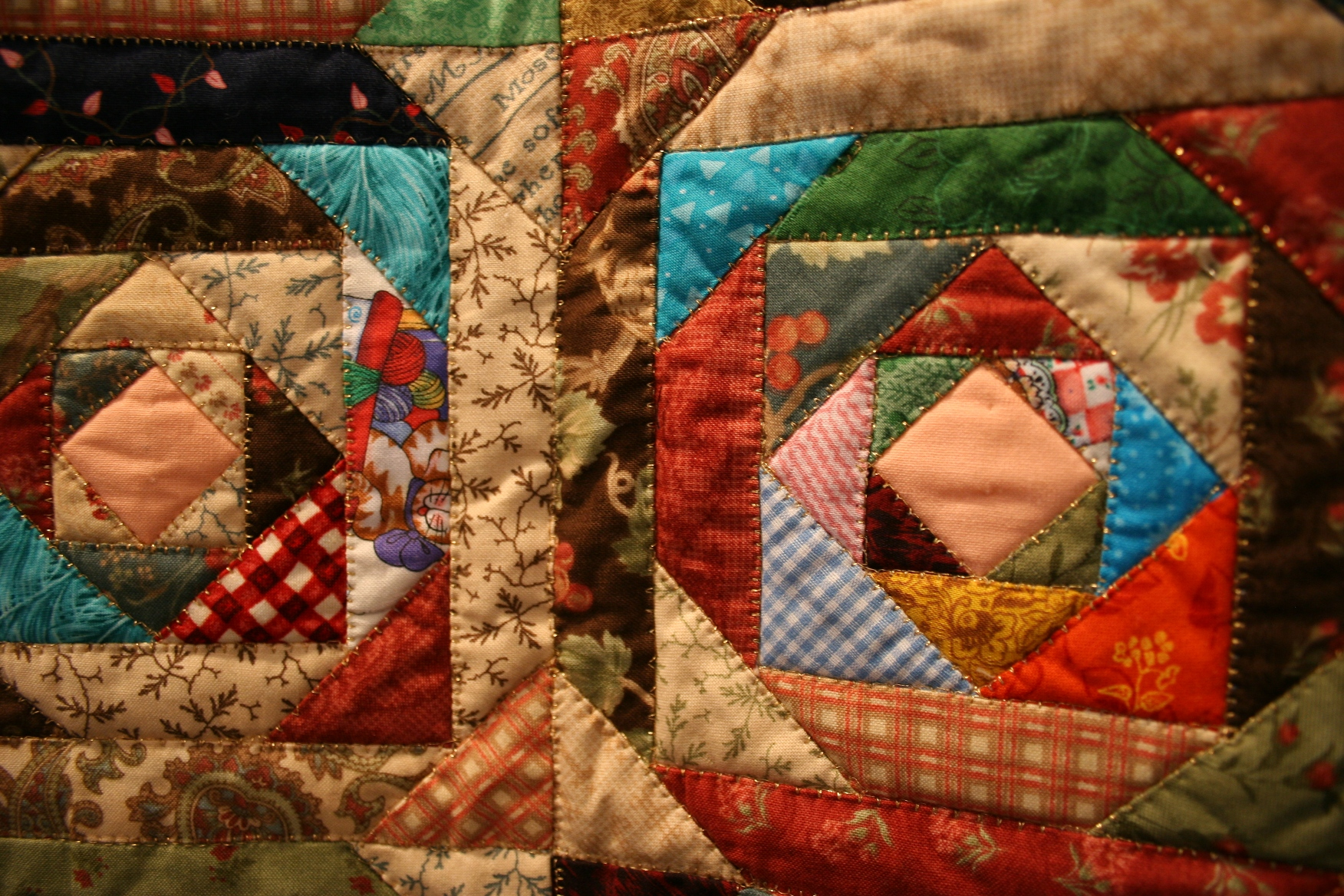 Appreciating quilt art at the cathedral | Minnesota Prairie Roots : quilting art - Adamdwight.com