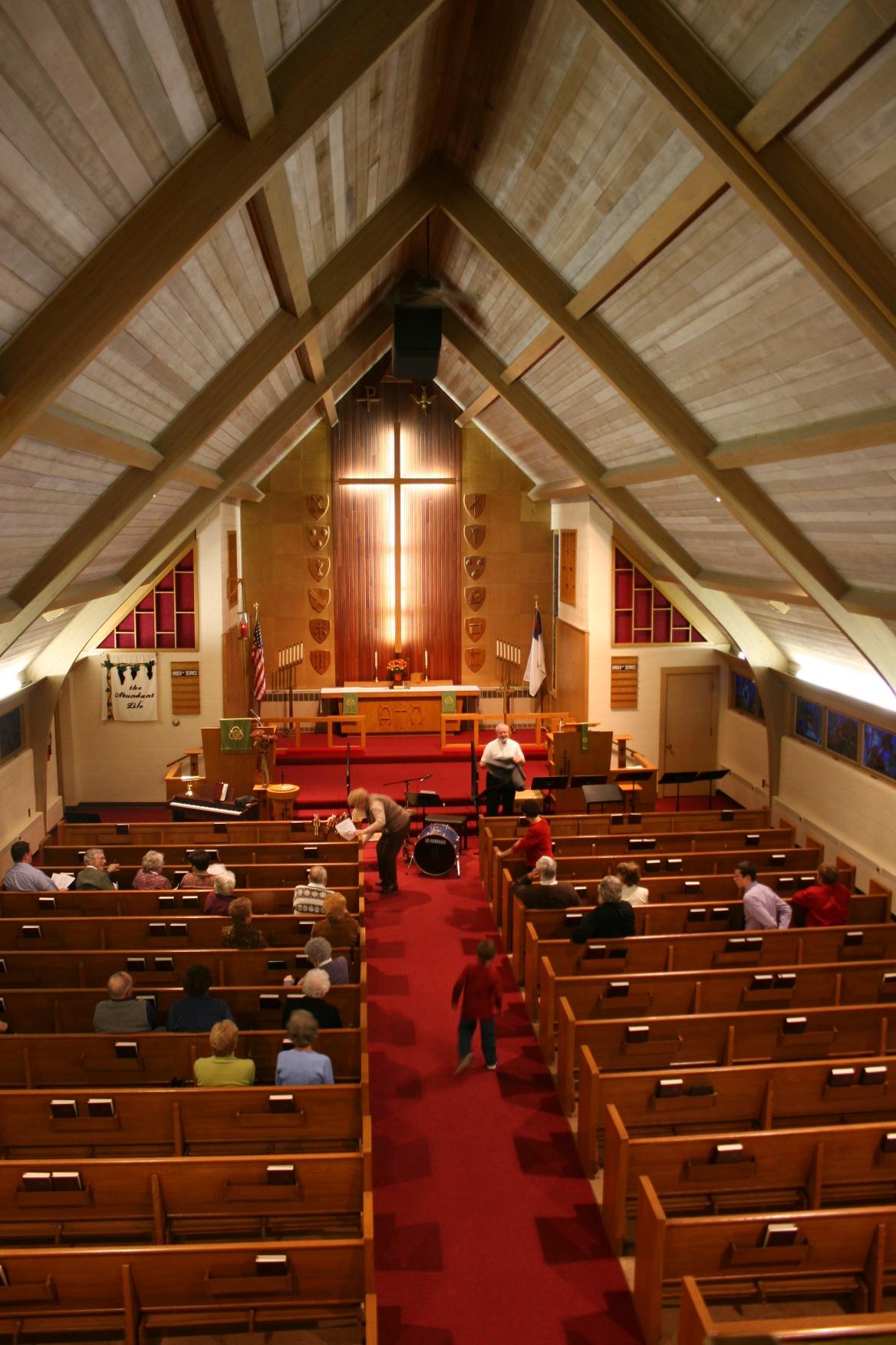 Iowa City Churches Piano