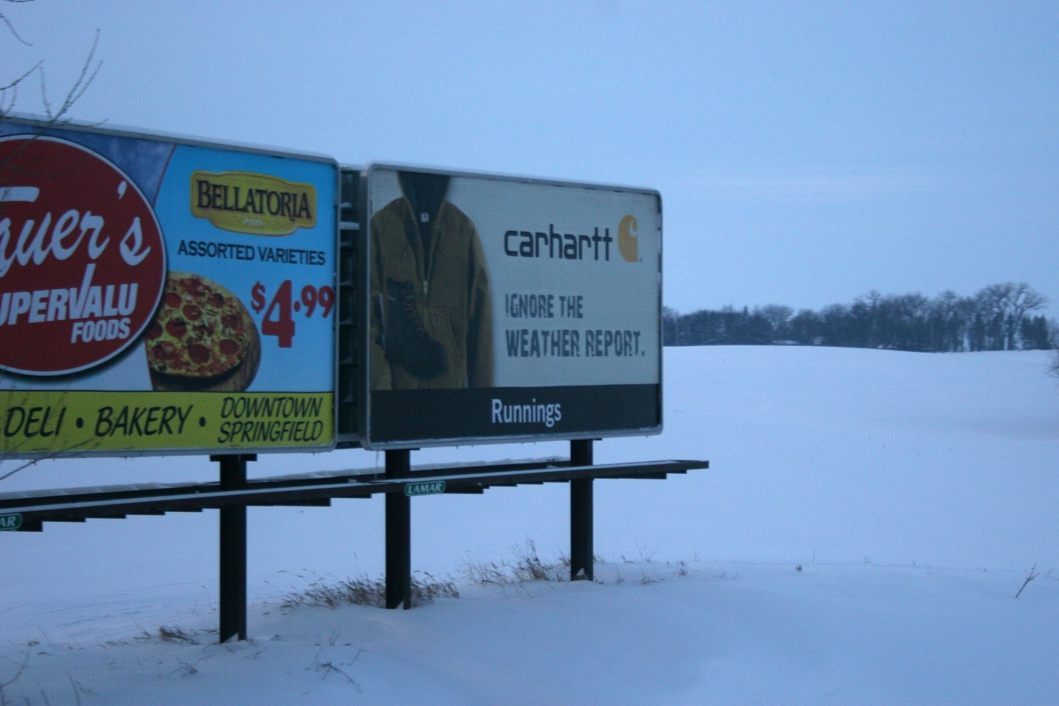 A Rural Minnesota Billboard Packs A Powerful Message
