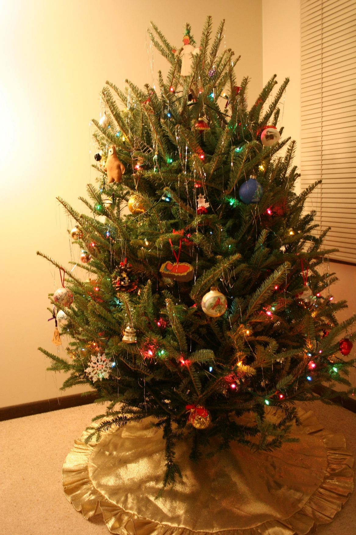 Six reasons to buy a real Christmas tree | Minnesota Prairie Roots