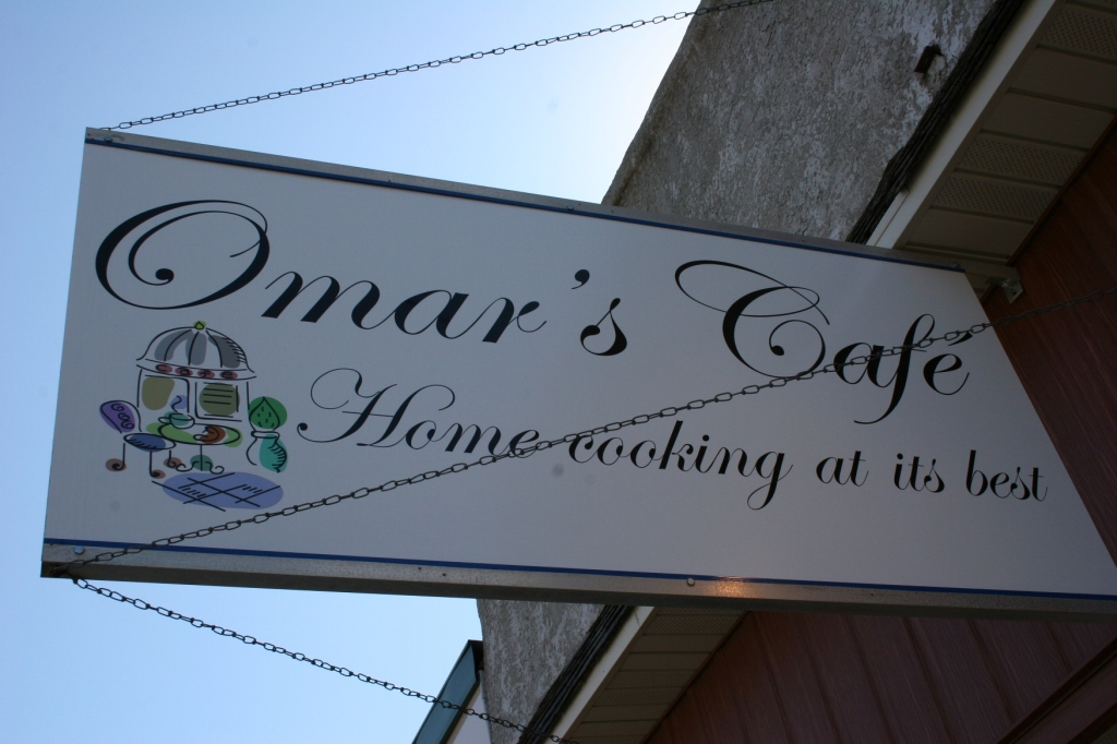 Omar S Cafe West Concord Mn