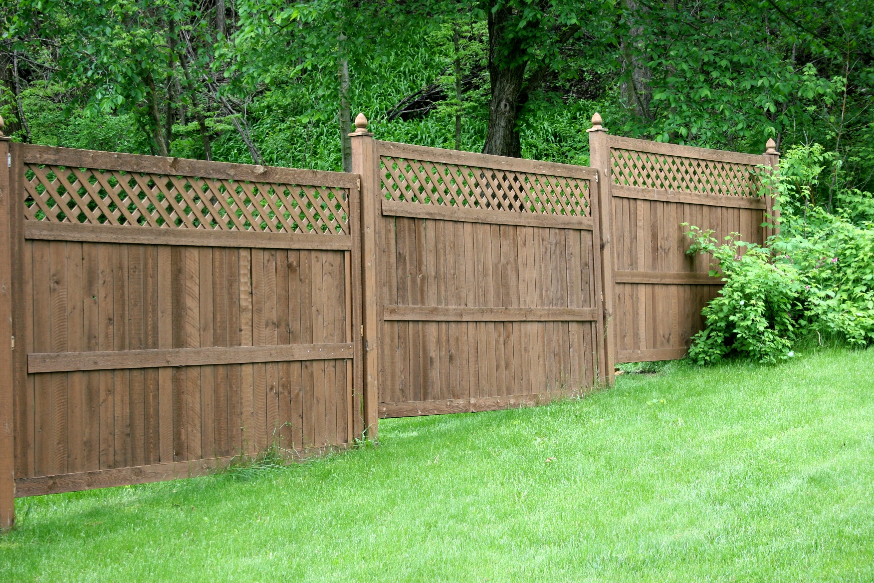 Fence panel backyard fence panel suppliers fence panel for Types of fences