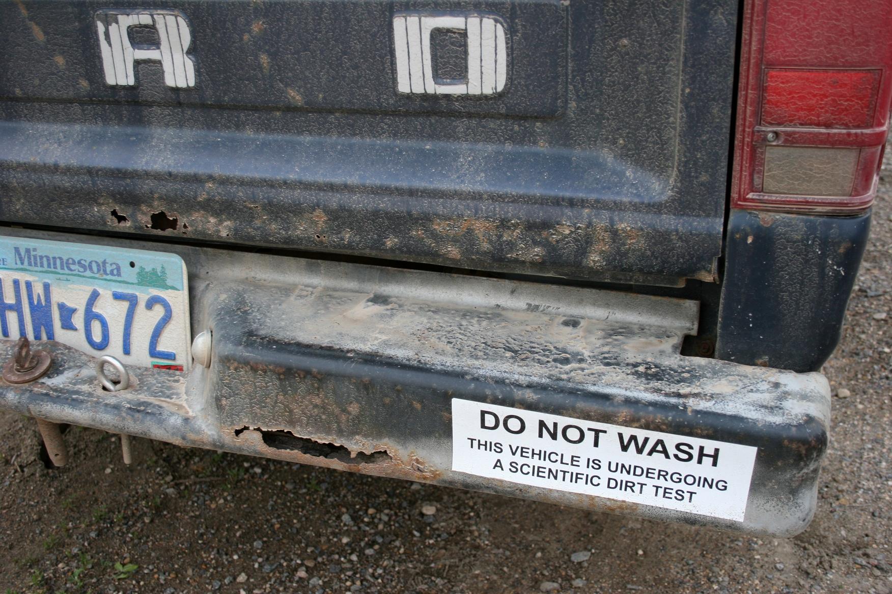 Ford Ranger Pick Up Minnesota Prairie Roots