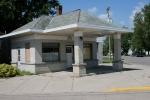 Belview, old gasstation