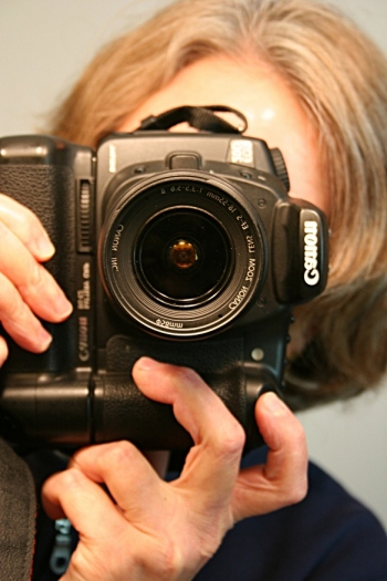 Me and my camera, a tool in the writing profession I love.