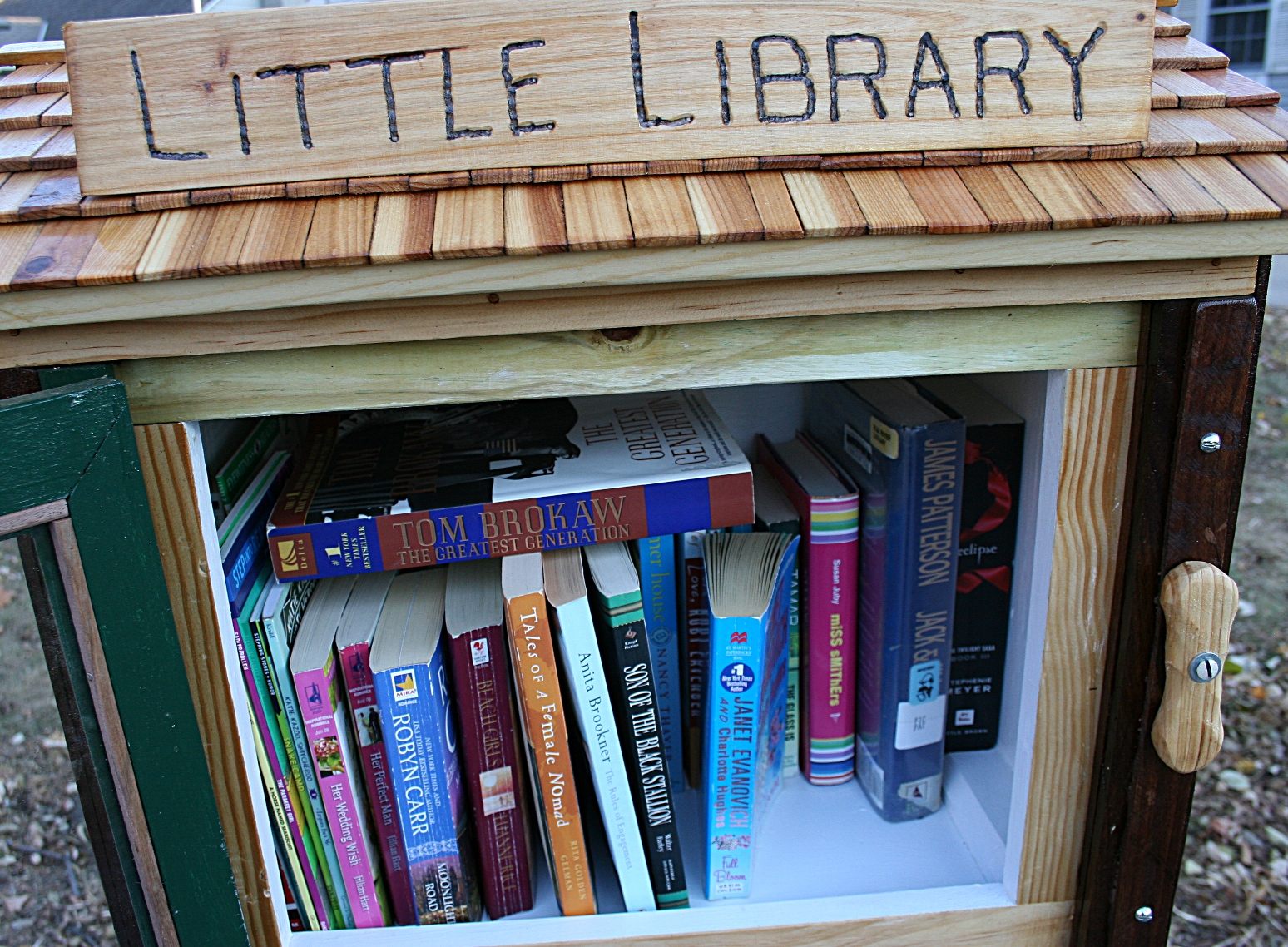 Mini libraries plpinfo for Mini library at home