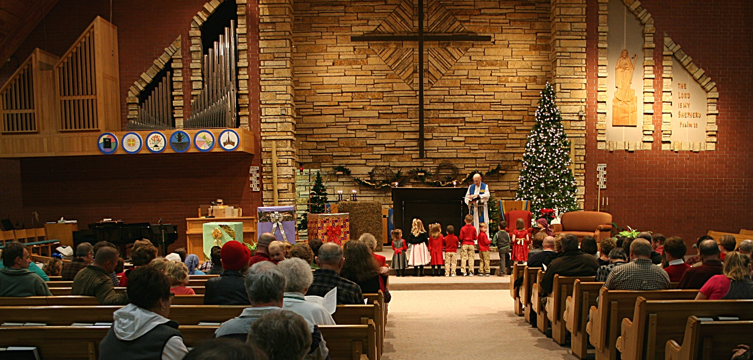 Trinity Lutheran Church Faribault Minnesota Prairie Roots