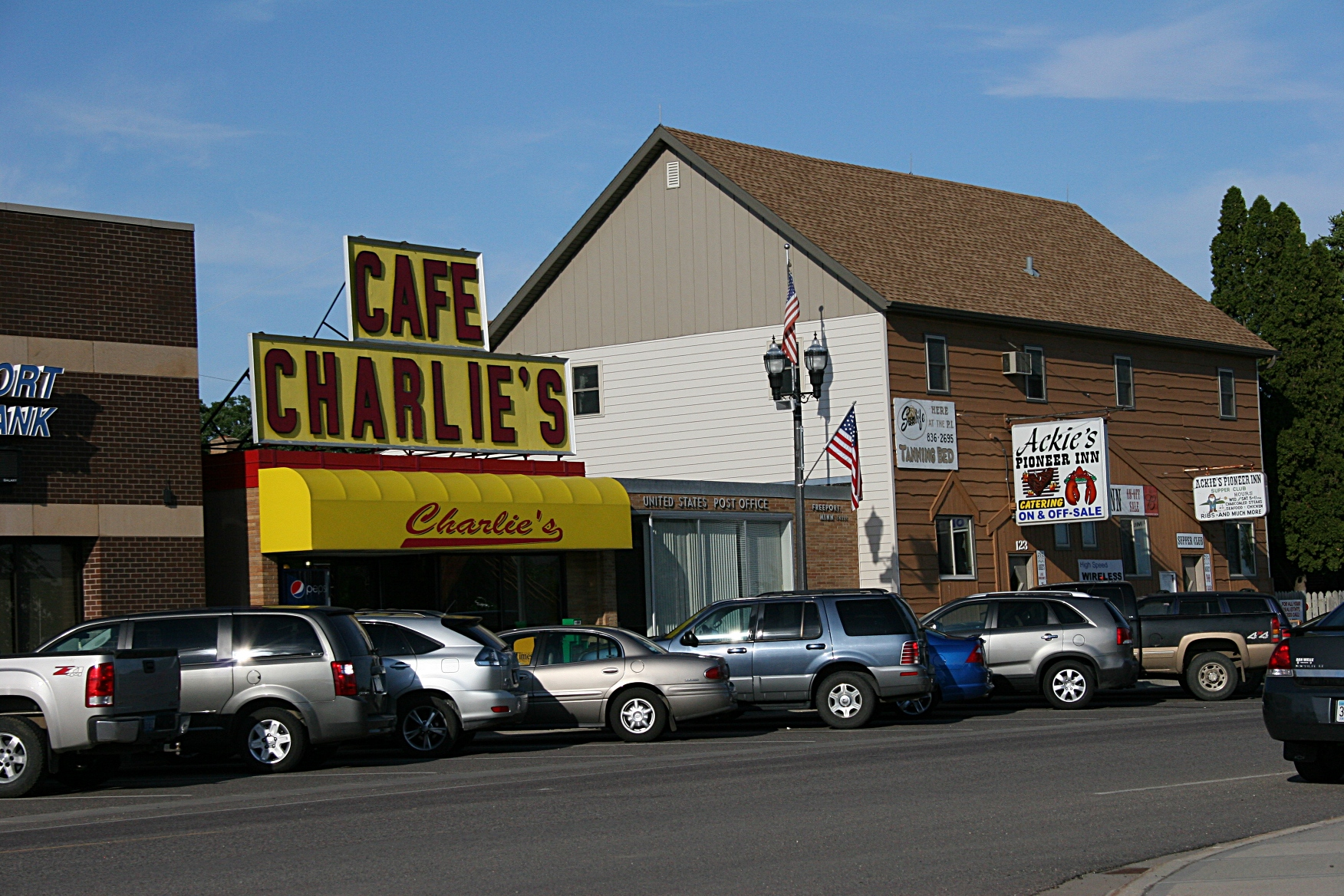 Charlie S Cafe Freeport Mn