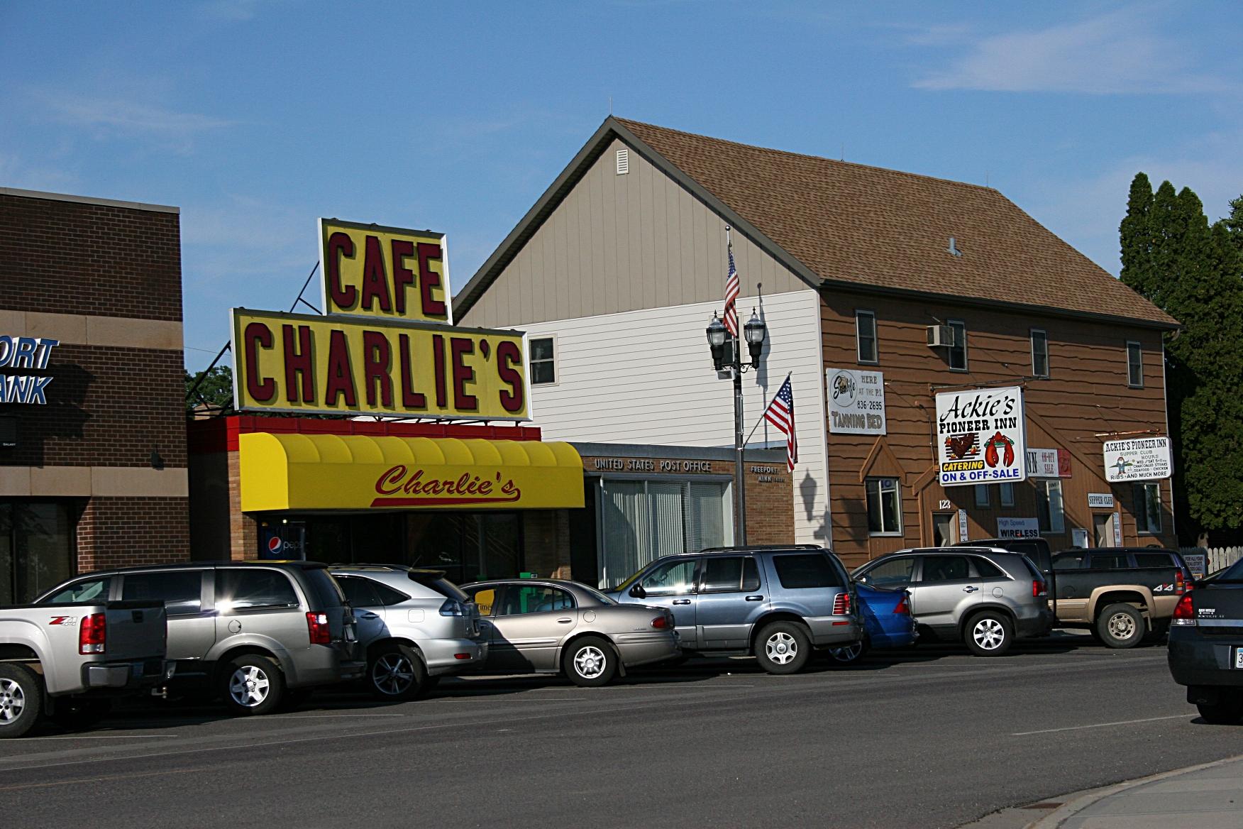 Charlie S Cafe Mn