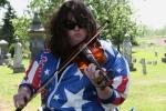 Cannon City, violinplayer