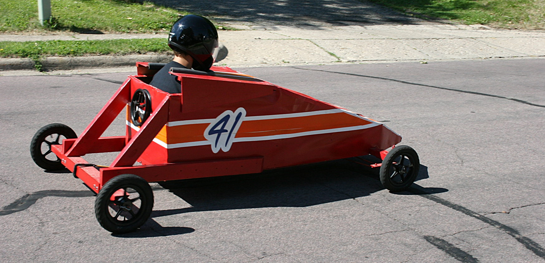 All-American Soap Box Derby | Minnesota Prairie Roots on balloon powered car designs, anime car designs, tattoo car designs, rocket car designs, italian car designs, sexy car designs, vintage car designs, cartoon car designs, the crew car designs, funny car designs, extreme car designs,