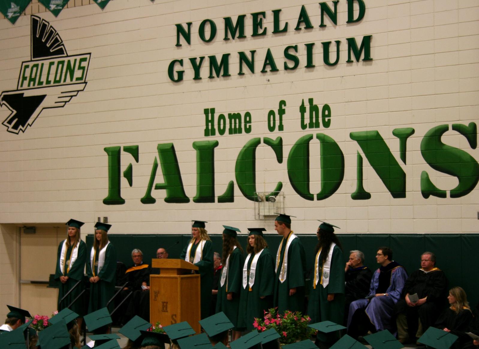 A Minnesota High School Graduation In Snapshots