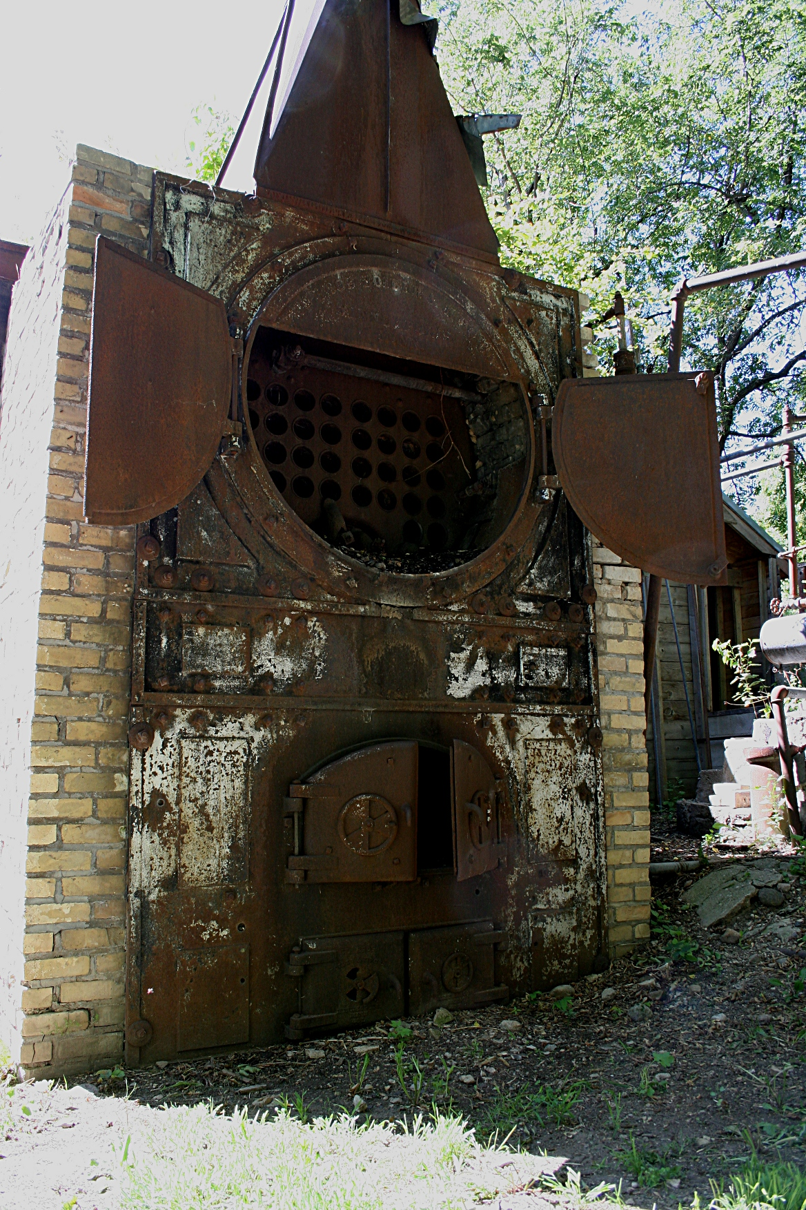 A sweet surprise an old sorghum mill on a southern - Craigslist farm and garden minneapolis ...