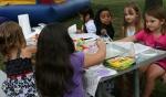 Fest, kids painting