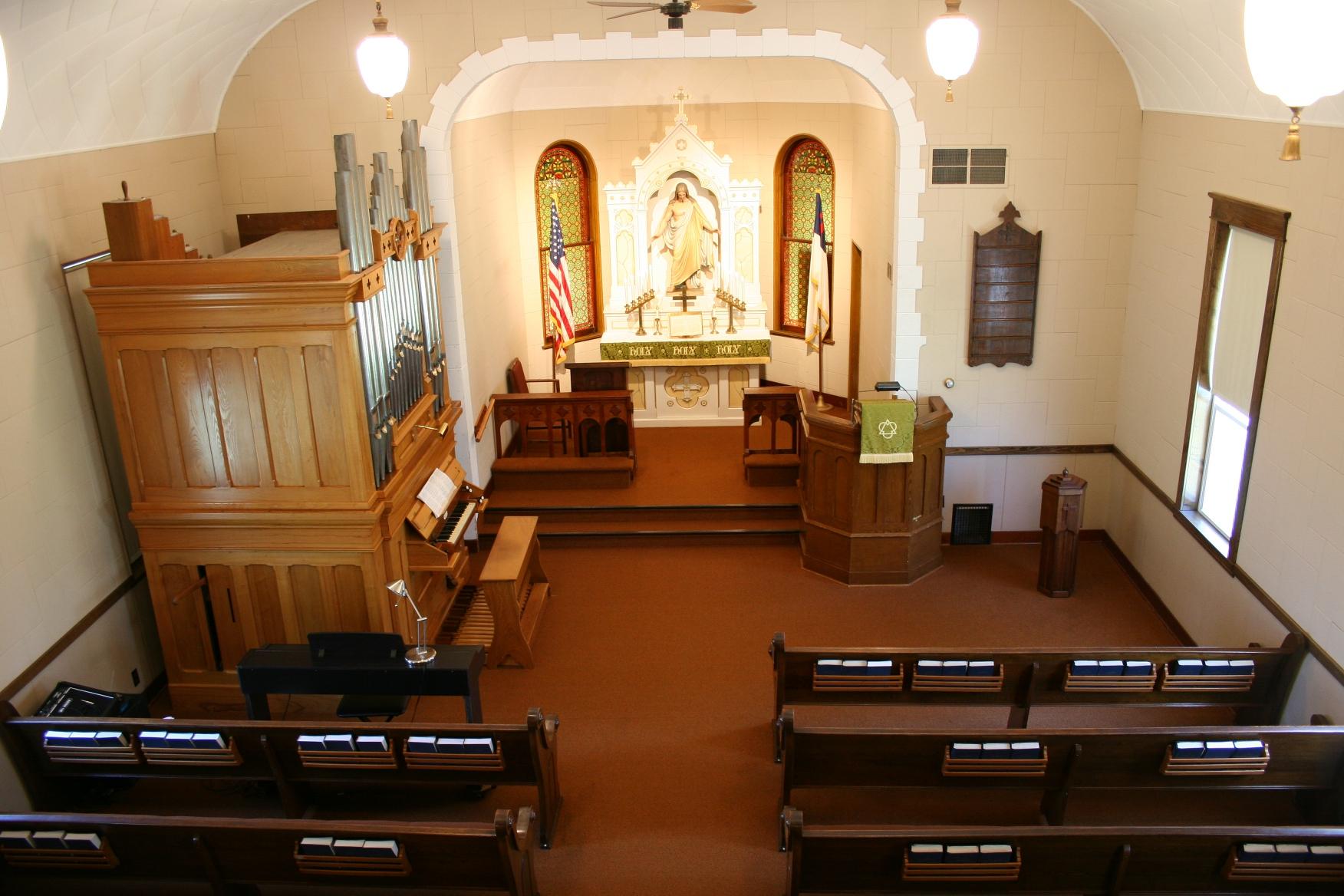 Lutheran Church Missouri Synod Minnesota Prairie Roots