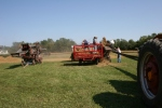 Threshing, overview