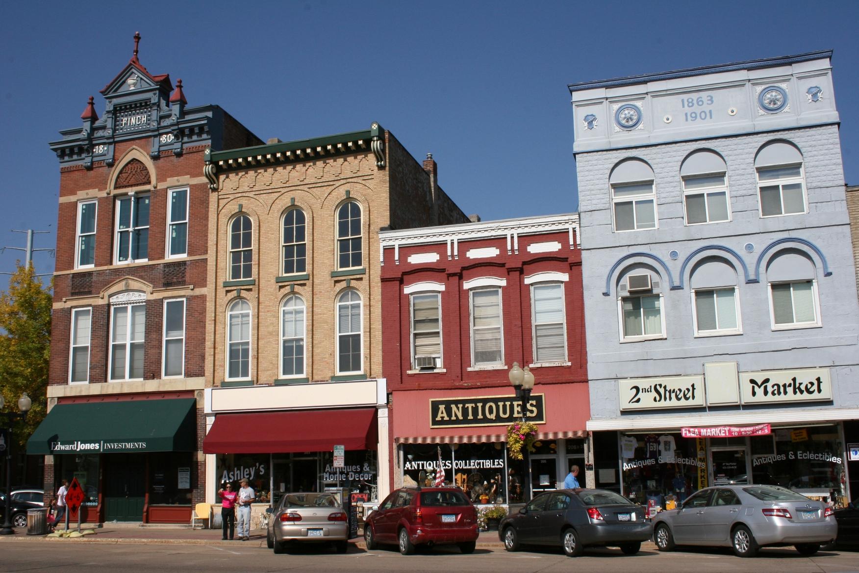 Lovin Hastings Historic Downtown Minnesota Prairie Roots