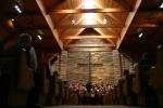 Concert, mass choir floorshot