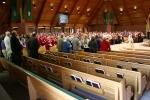 Concert, wide viewcongregation