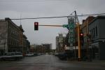 Drive, downtown Fargo