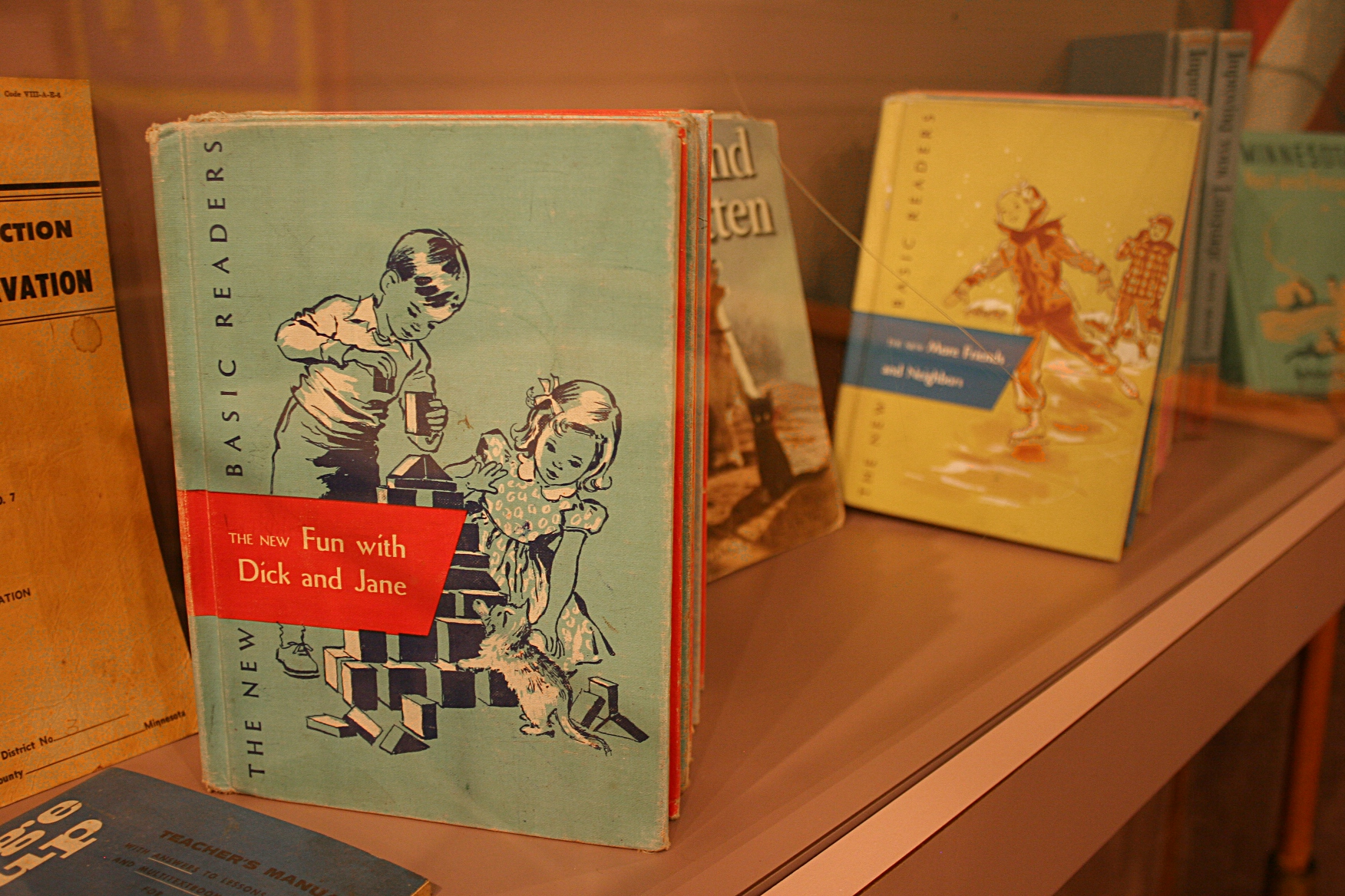 Dick and Jane books | Minnesota Prairie Roots