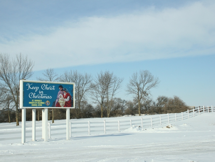 Billboard, Christmas