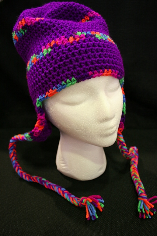 One of Cheryl Anderson's creations from her Nana's Hat Shop.