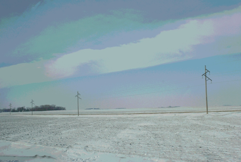Along U.S. Highway 14