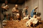 Nativity, shepherds