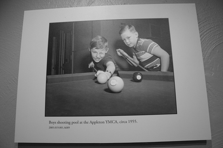 """Given my love of photography, the """"From My View: The Photographs of Andrew J. Mueller"""" exhibit especially interested me. Mueller worked for the local newspaper."""