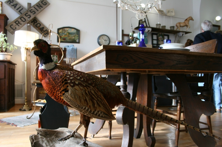 I would never buy a dead (or live) pheasant, but someone might.