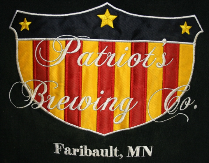Noah Strouth's nephew, Alex Strouth, a senior at Northfield High School, created the patriotic themed company logo.