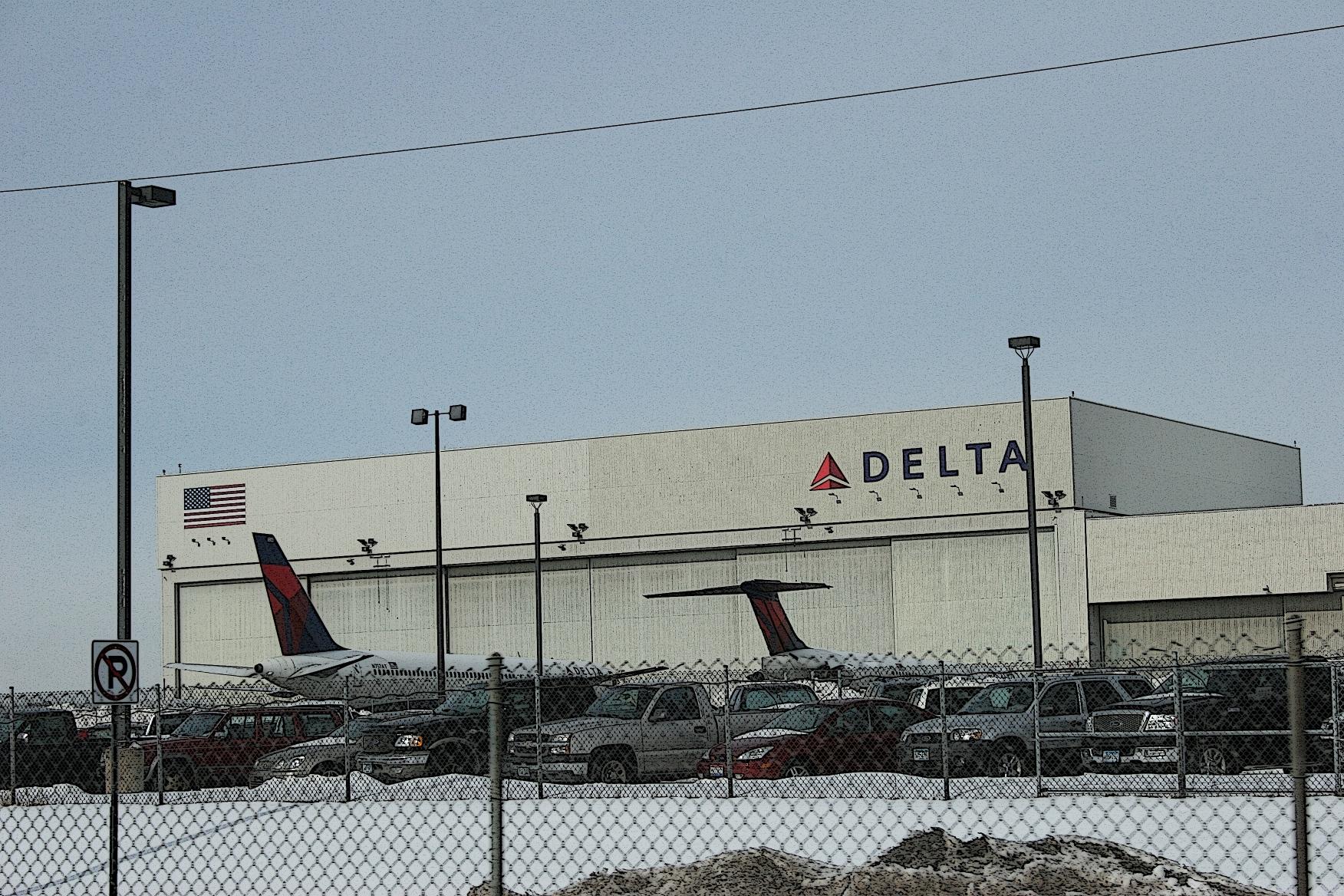 Delta planes, edited 3