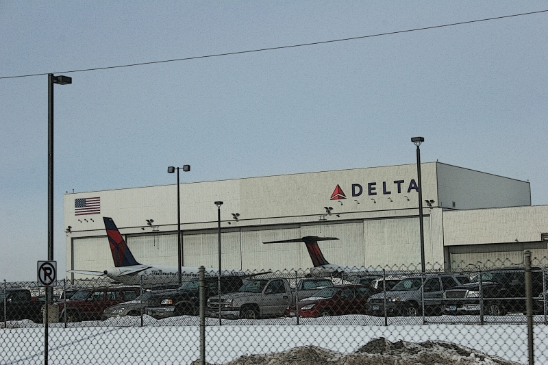 File photo, Minneapolis-St. Paul International Airport.