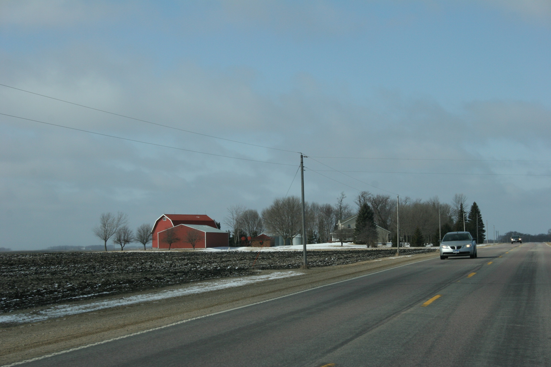 Eighteen communities in rural Minnesota are included in the teen texting and driving study.