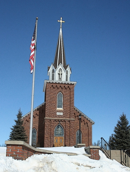Vasa Lutheran Church, the congregation which started Lutheran Social Services, originally Vasa Children's Home.