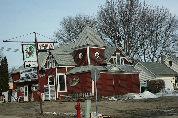 White's Bait Shop, Madison Lake, Minnesota