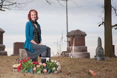 Minnesota author Rachael Hanel. Photo by Steve Pottenger.