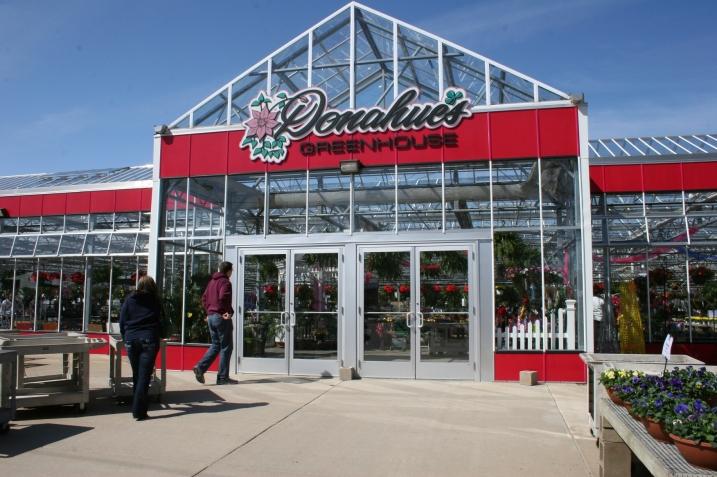 Greenhouse, exterior