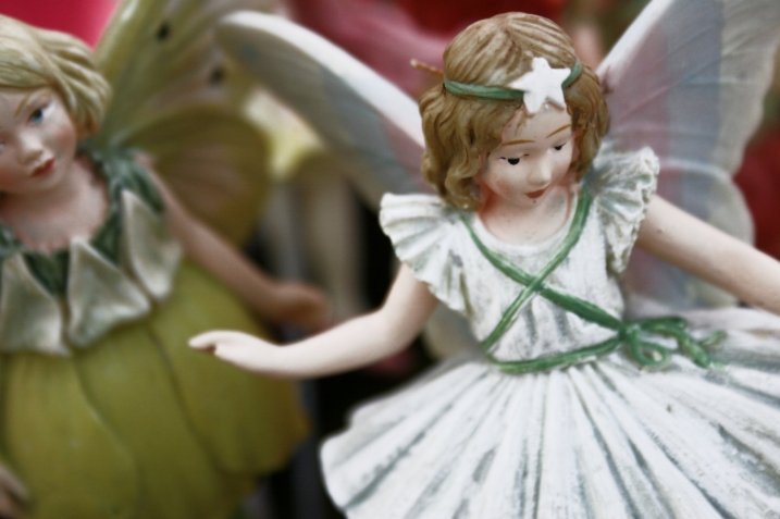 Greenhouse, fairy