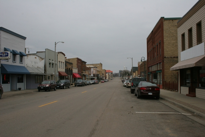 A shot of Main Street Montgomery.