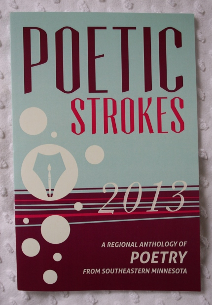 SELCO's seventh volume of Poetic Strokes.